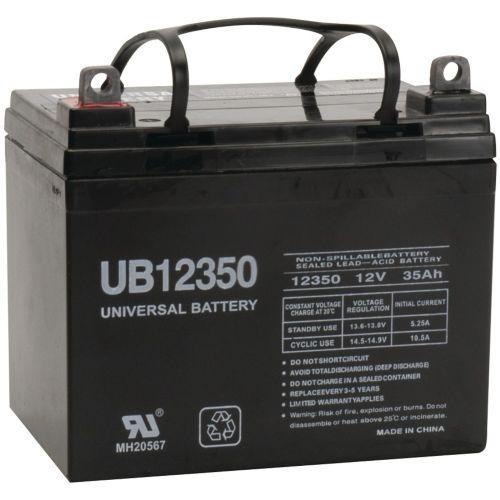 UPG 85980/D5722 SEALED LEAD ACID BATTERIES (12V 35AH UB12350)