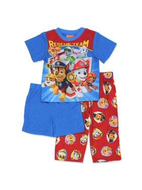 Paw Patrol Boys 3 piece Pajamas Set (Toddler) 21WN485EZS