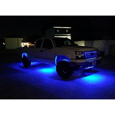 - 48IN FLEXIBLE IP68 RATED WATERPROOF LIGHT STRIP WITH ULTRA HIGH POWER CREE LEDS-