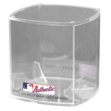 Rawlings 12-Pack of Baseball Display Cases, Ball Not Included