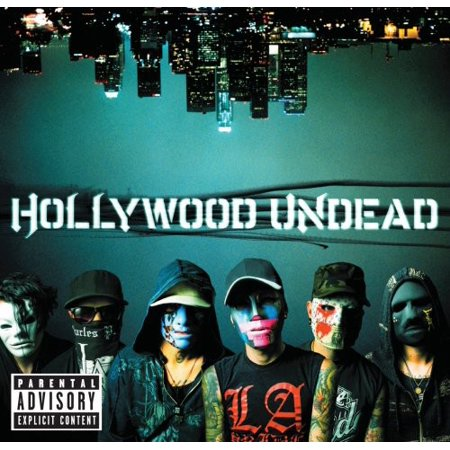Swan Songs (explicit) - Hollywood Undead Mask