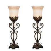 Urban Designs Amalia 30'' Torchiere Lamp (Set of 2)