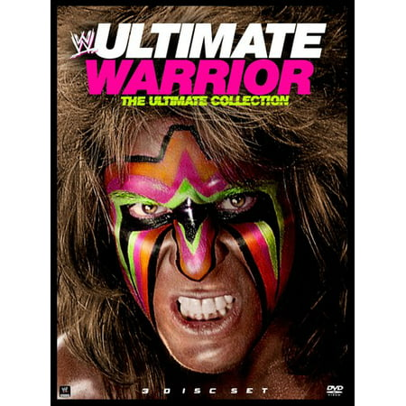 Wwe  Ultimate Warrior
