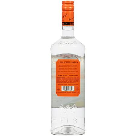 Bacardi Mango Fusion Rum, 1 L