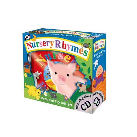 Halloween Nursery Rhymes For Toddlers (Nursery Rhymes : Book and Toy Gift)