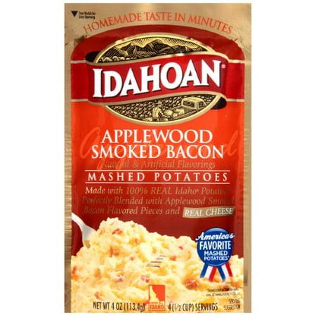 Idahoan, Mashed Potatoes, Applewood Smoked Bacon (Applewood Bacon)