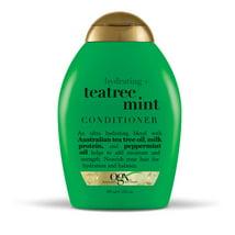 Shampoo & Conditioner: OGX Teatree Mint