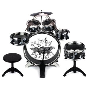 Toy Drum Set for Children 11 Piece Kid