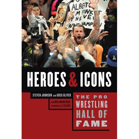 Pro Wrestling Hall of Fame, The - eBook - Pro Football Hall Of Fame Halloween