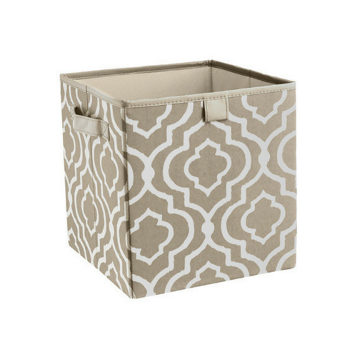 "CLOSETMAID 1608800 Irongate11""GRY Storage Bin"