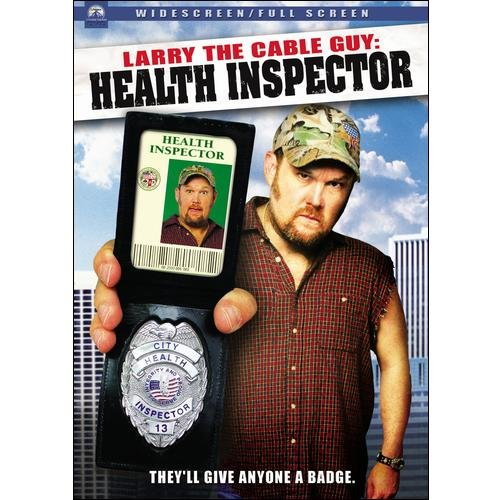 Larry The Cable Guy: Health Inspector (Full Frame, Widescreen)