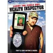 Larry The Cable Guy: Health Inspector (Full Frame, Widescreen) by NATIONAL AMUSEMENT INC.