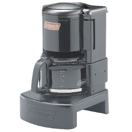 Coleman Camping Coffee Maker Black 2000015167 SKU: 2000015167 with Elite Tactical