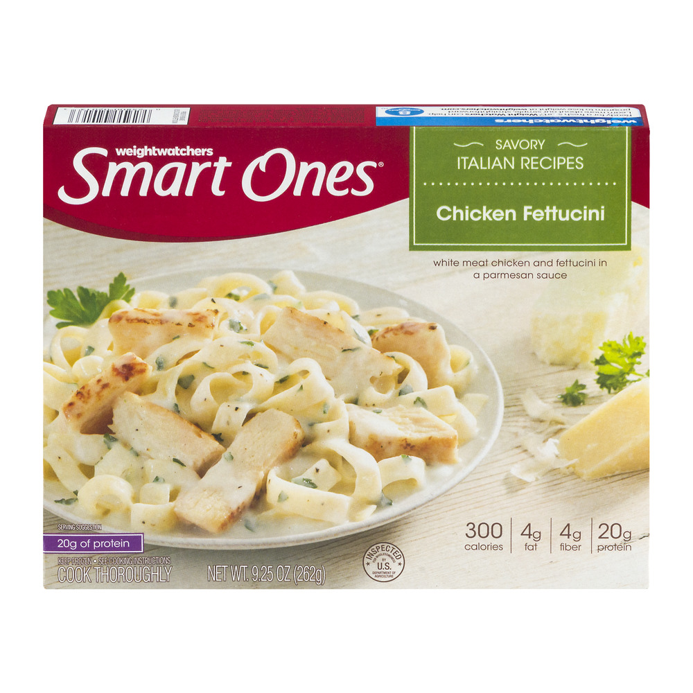 Weight Watchers Smart Ones Chicken Fettucini, 9.25 OZ