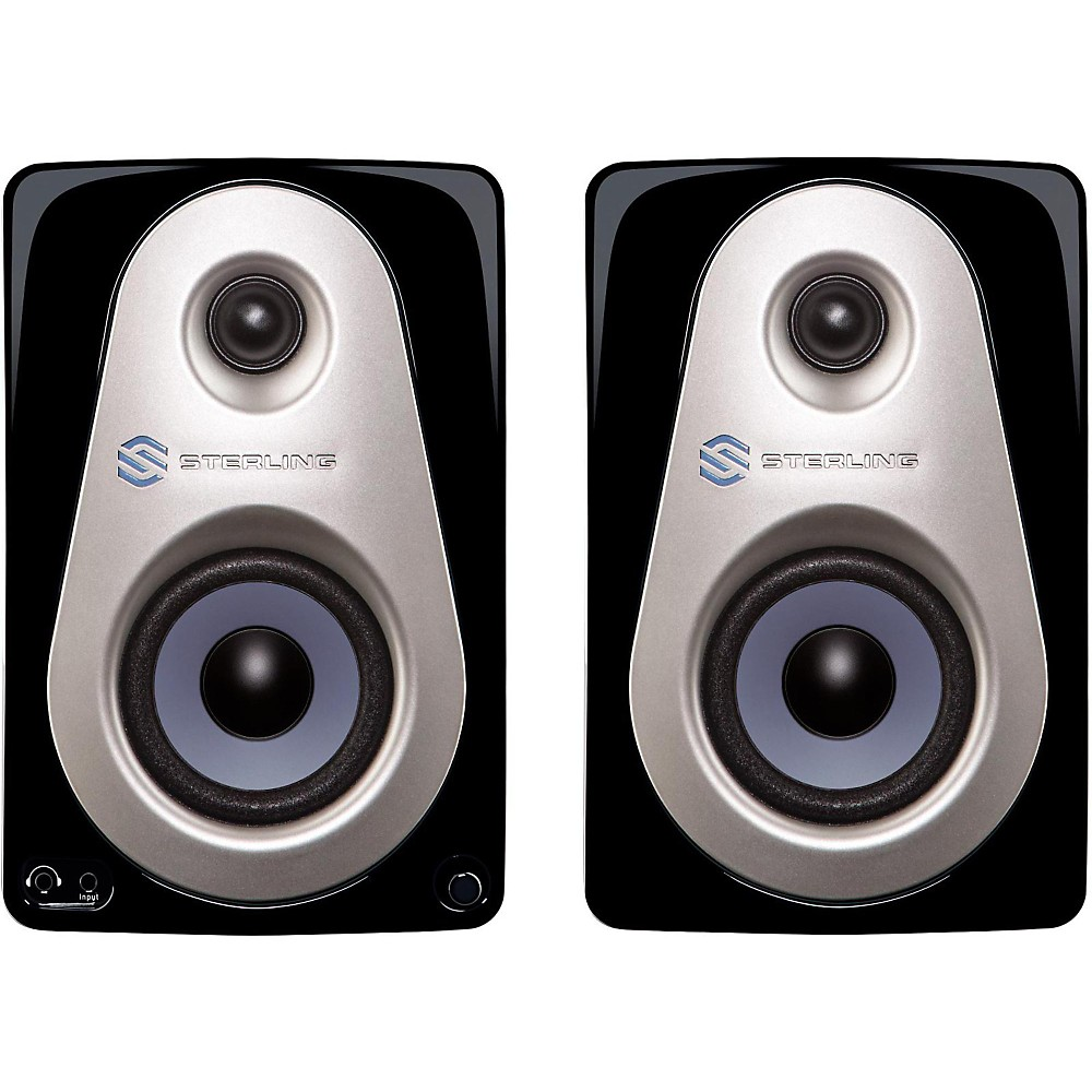 """Sterling Audio MX3 3"""" Powered Studio Monitor Pair by Sterling Audio"""