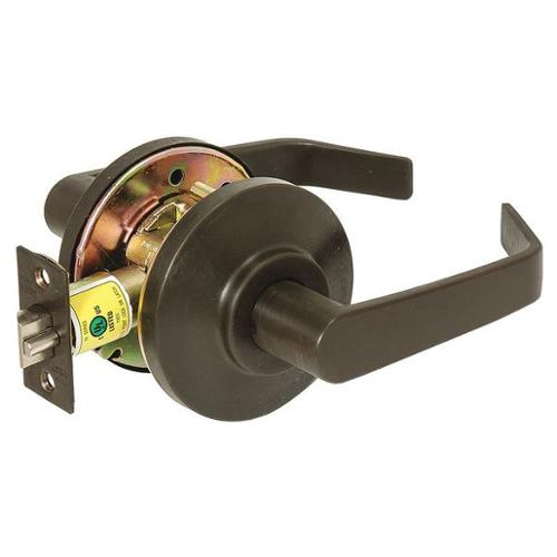 BEST 7KC30N15DS3613 Lever Lockset,Mechanical,Passage,Grd. 2 G0118749