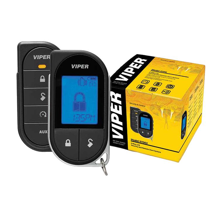 Viper 5706V Remote Start w/ 2-Way Security