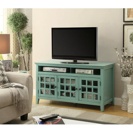 - Linon Largo Media Cabinet, 3 Doors, Multiple Colors