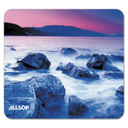 ALLSOP 30867 NatureSmart Mouse Pad (Rocks)