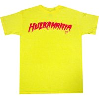 Legends Hulkamania Hulk Hogan Adult T-Shirt