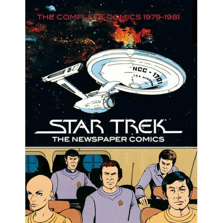 Star Trek 1  The Newspaper Comics  Complete Dailies And Sundays 1979 1981