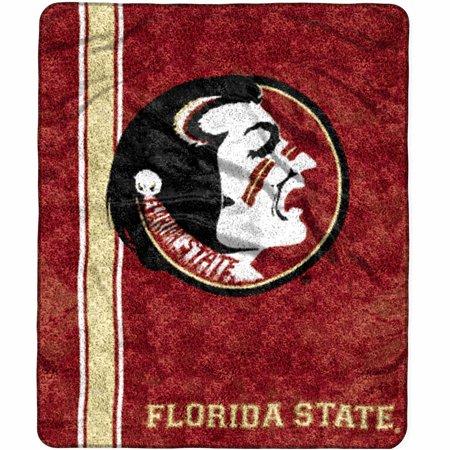 Florida State Seminoles Fleece Throw (NCAA Florida State Seminoles
