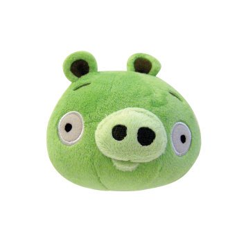 Angry Birds Plush 5-Inch Piglet with - Halloween Angry Birds Plush