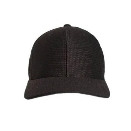 d5e7071c NEW Travis Mathew Nassau Black Flexfit Fitted L/XL Hat/Cap - Walmart.com