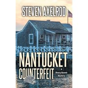 Henry Kennis Mysteries: Nantucket Counterfeit (Paperback)(Large Print)