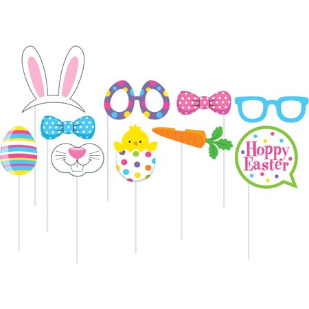 Creative Converting Easter Photo Props, 10 ct](Creative Photo Props)