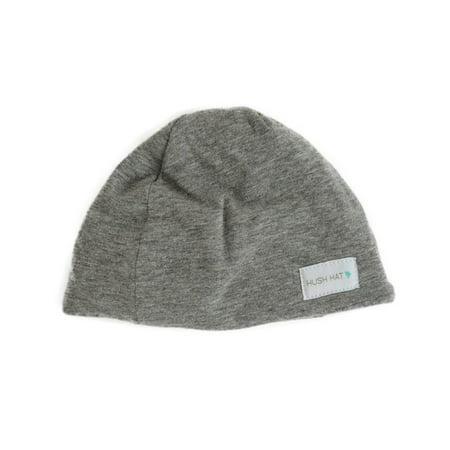 Hush Hat Hearing Protection for Infants   Toddlers- Slate - Walmart.com 3c9fff4d9c1