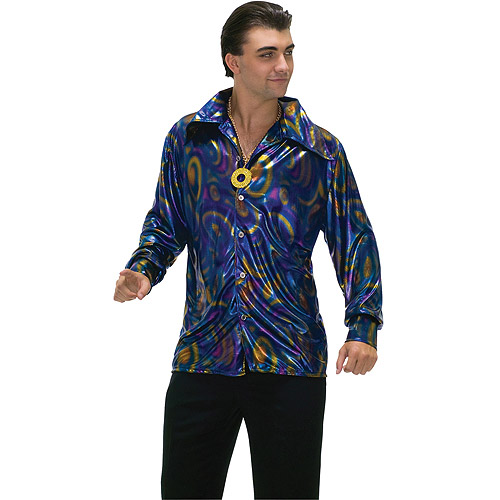 Dynomite Dude Adult Halloween Shirt Costume, Size: Men's - One Size