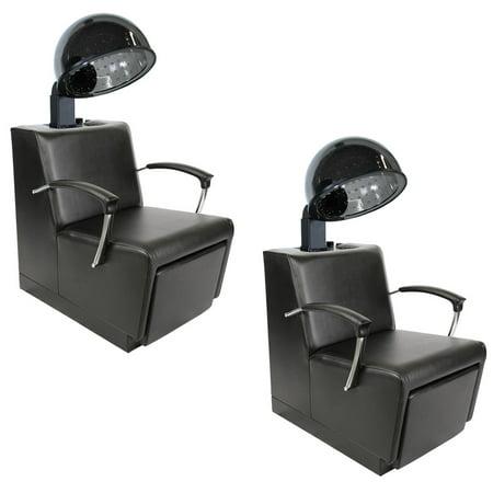 Beauty Salon Spa Equipment Dryer & Dryer Chair Package 2 x DC-80 & HD-64983