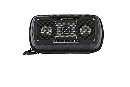 Click here to buy Goal Zero 94018 Grey Rock Out-2 Wireless Rechargeable Speaker by Goal Zero.
