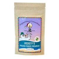 Frosty's Frozen Finger Bath Salt Shepard Moon Concoctions 4 oz Bag