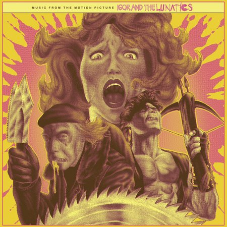 Sonia Rutstein - Igor and the Lunatics (Music From the Motion Picture) (Vinyl) (Limited Edition) - image 1 of 1