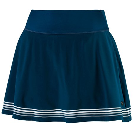 UPC 192341620525 product image for PUMA Women's PWRSHAPE Ribbon Golf Skirt | upcitemdb.com