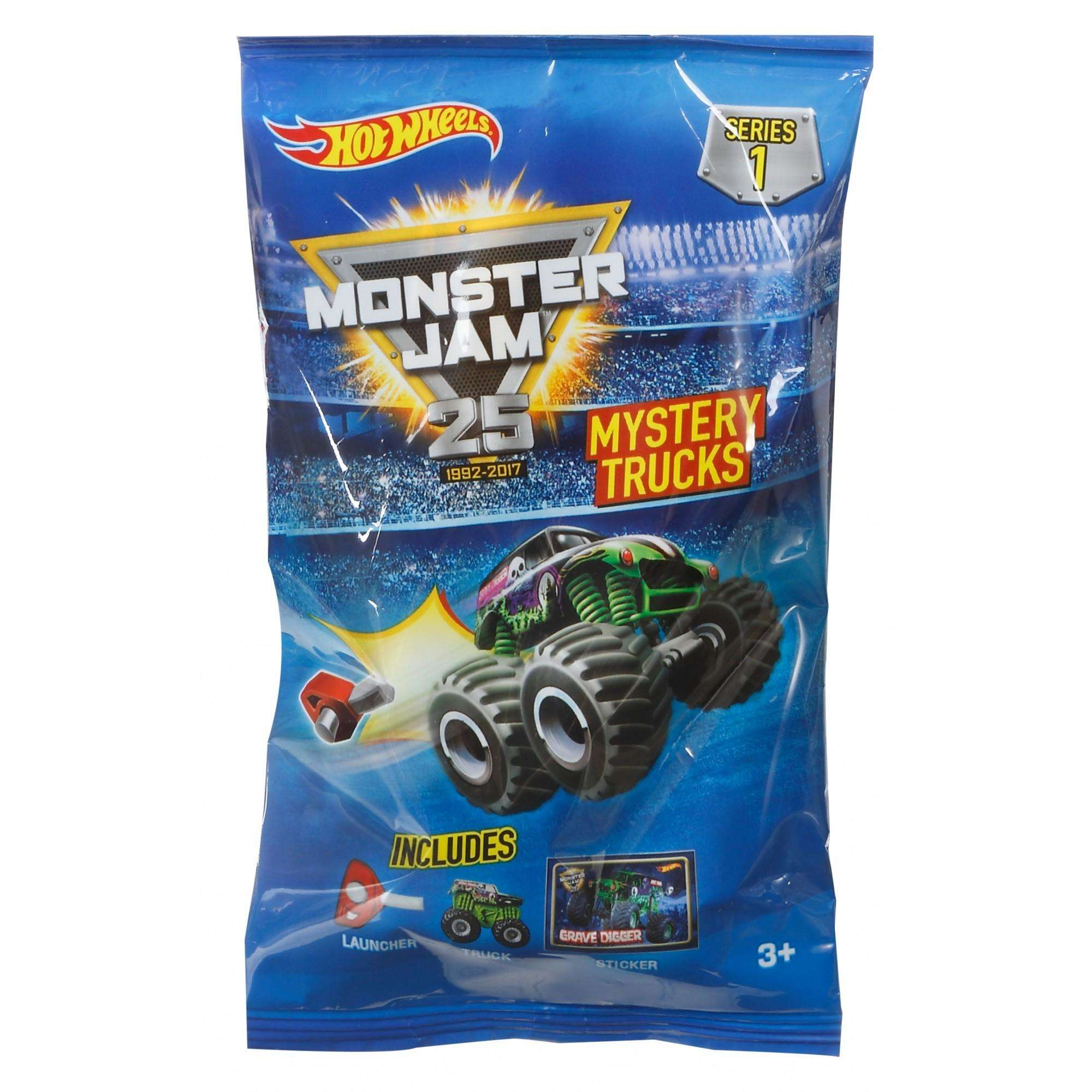 Hot Wheels Monster Jam Mighty Minis (Styles May Vary)