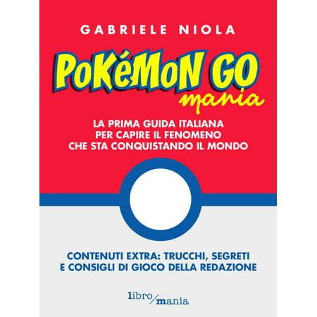 Pokemon go mania - eBook