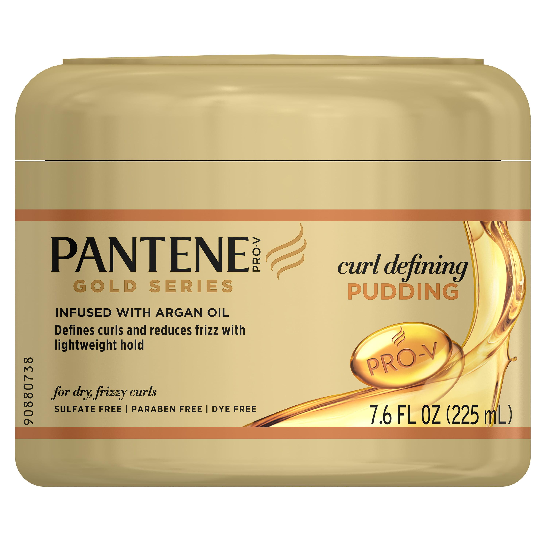 Pantene Pro-V Gold Series Curl Defining Pudding Cream, 7.6 fl oz