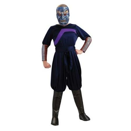 The Last Airbender Deluxe Blue Spirit Costume Child (Avatar The Last Airbender Halloween Costume)