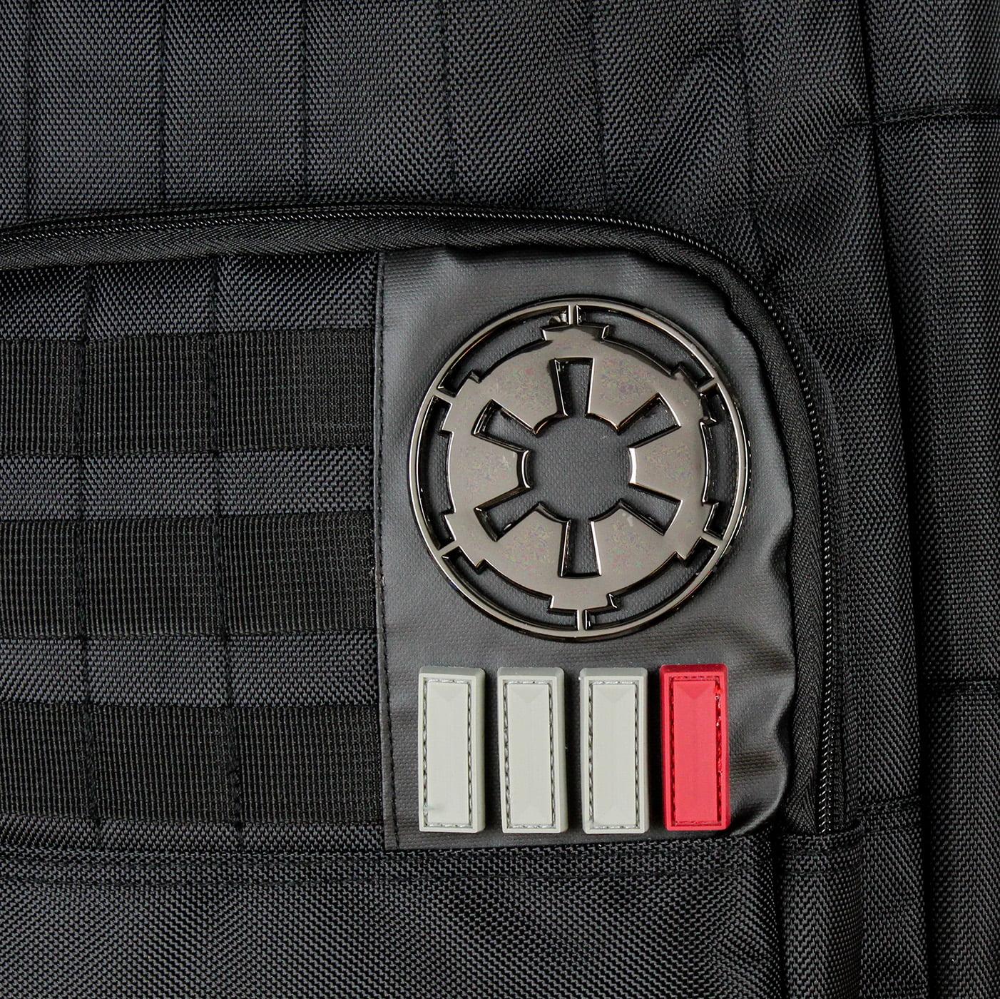 Star Wars Darth Vader Costume School Bag Padded Sleeve Tech Laptop Backpack