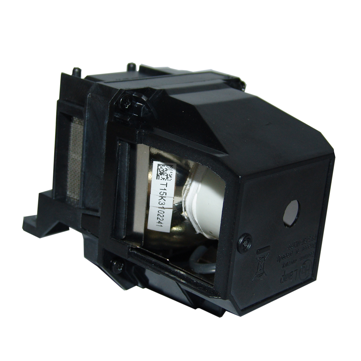 Lutema Economy Bulb for Epson EB-X18+ Projector (Lamp with Housing) - image 1 of 5