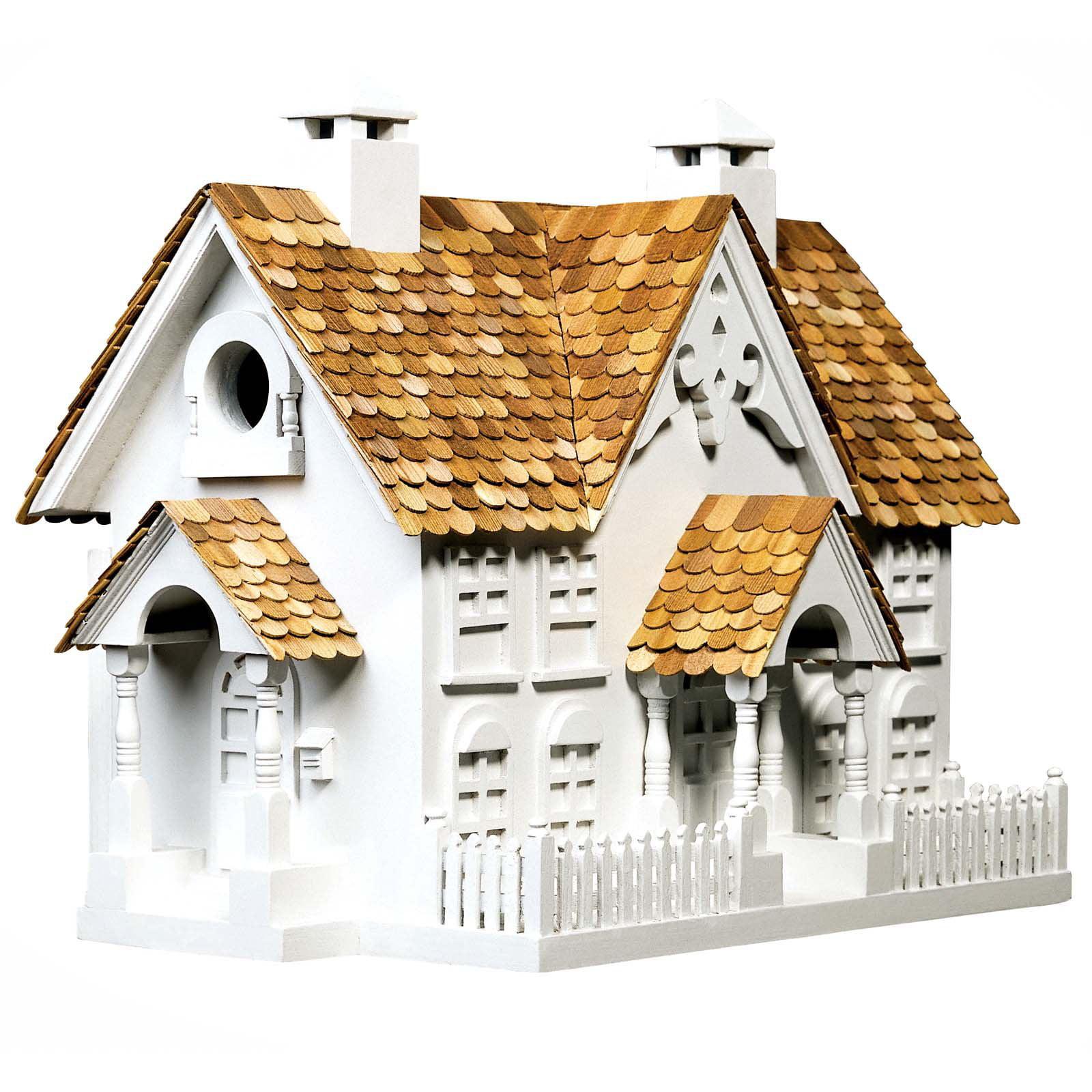 Home Bazaar Wrension Birdhouse by Home Bazaar Inc.