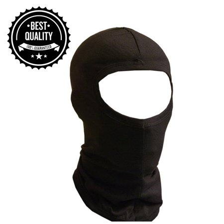 Extreme Cold Weather Zero Degree Snowfall Winter Face Protective  Comfortable Soft Wearable Balaclava - Walmart.com e46e7655f
