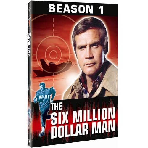 The Six Million Dollar Man: Season One (Full Frame)