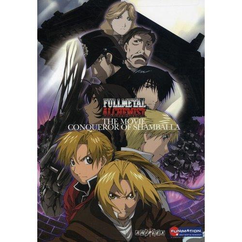 Fullmetal Alchemist: The  Conqueror Of Shamballa (Director's Cut) (Widescreen)