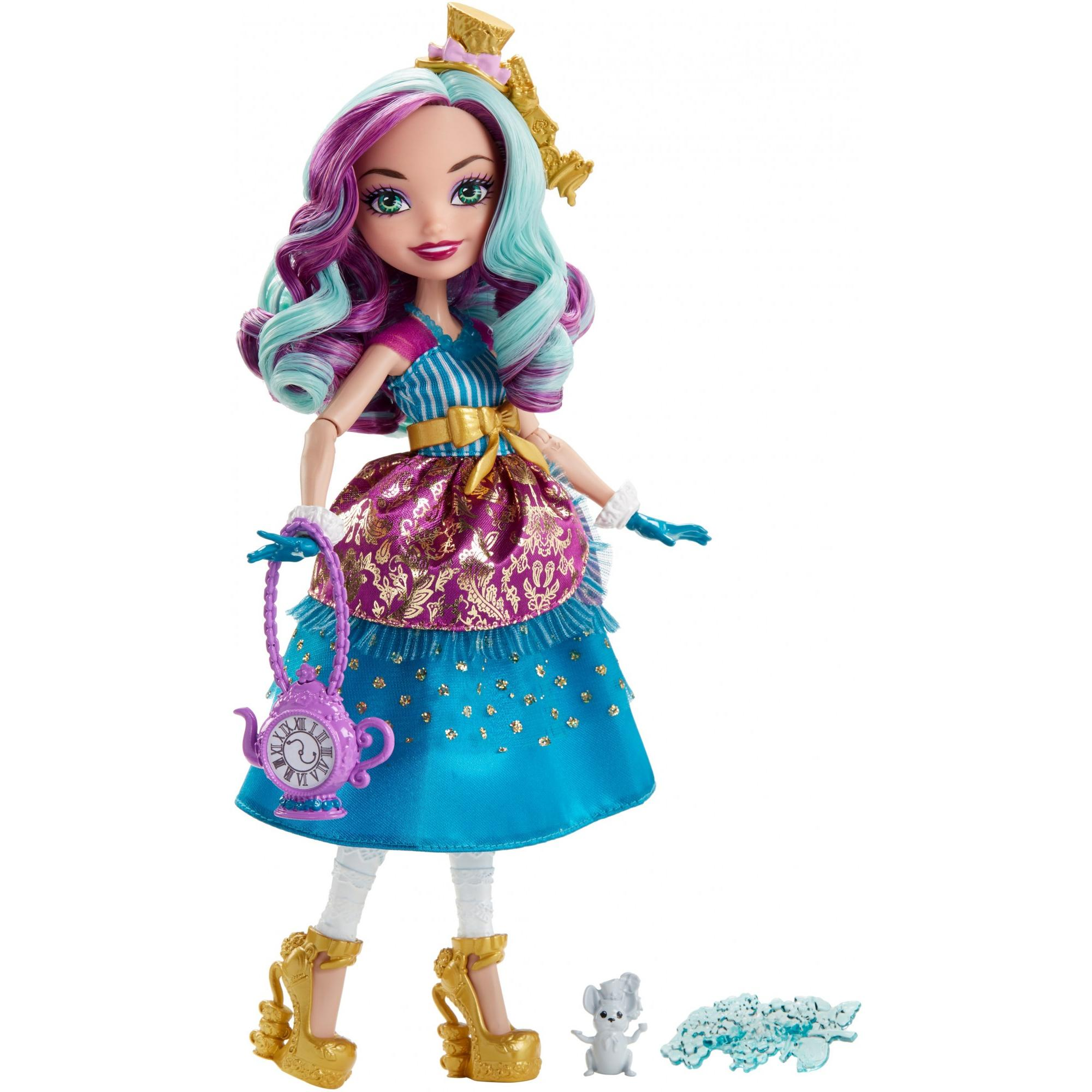 Ever After High Madeline Hatter Powerful Princess Doll by MATTEL INC.