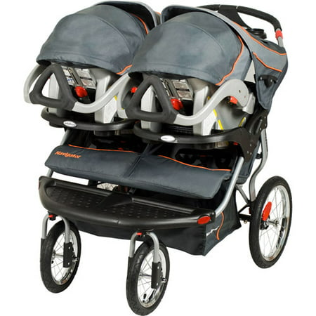 Click here for Baby Trend Navigator Double Jogger prices