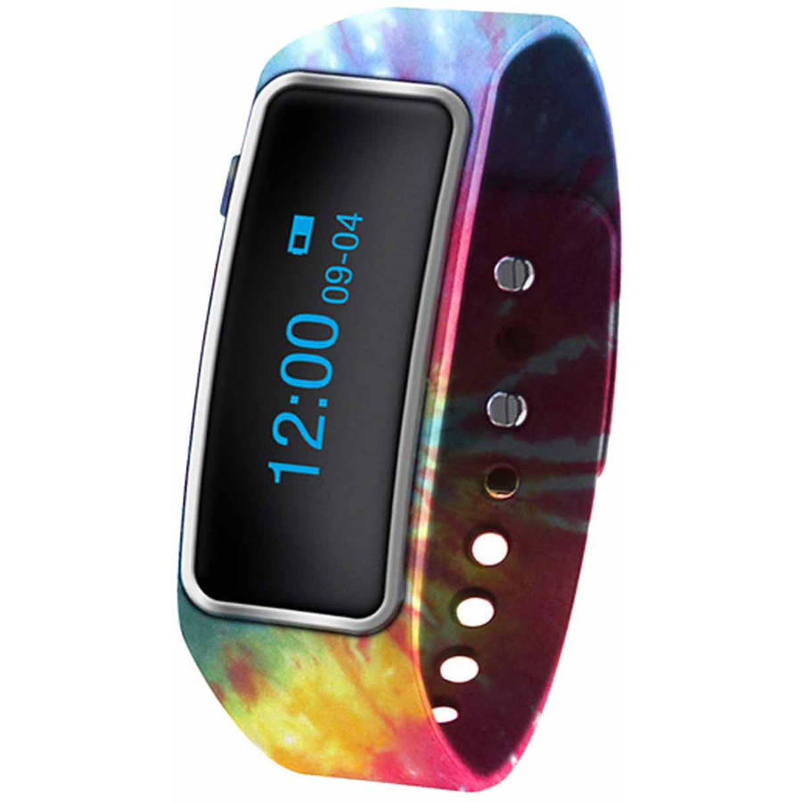 Zenixx Tie Dyed Activity Tracker 1